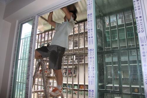 《楼宇防盗及安全设施指引》推出后 陆续有居民查询及