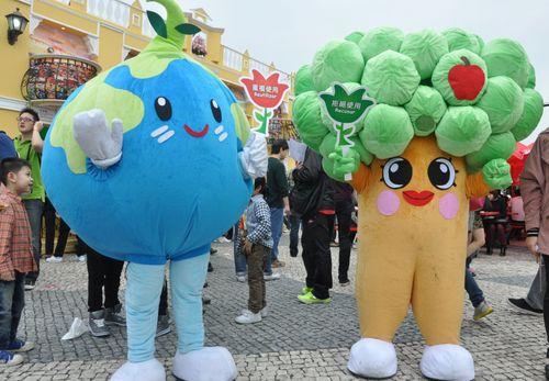 环境保护局「2012美食节减废计划」持续宣扬环保减废