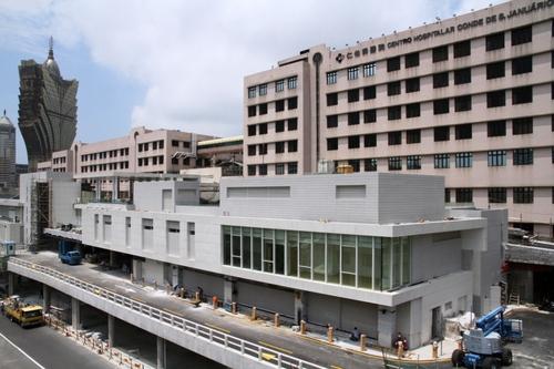 仁伯爵综合医院急诊大楼有望第4季度逐步投入服务