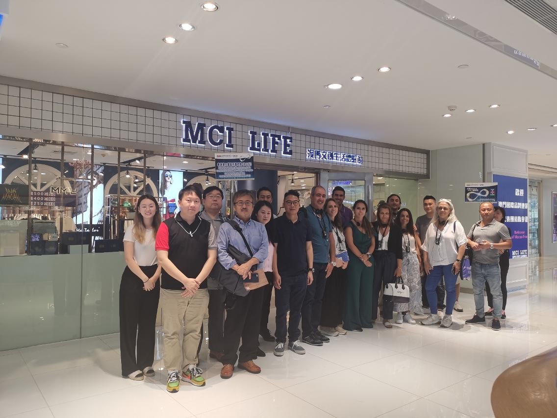 貿促局組織2019MFE客商赴中山考察