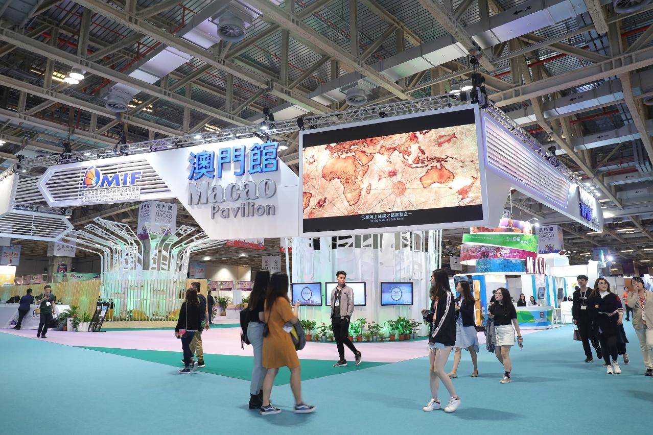 UFI的《第15版亞洲貿易展覽會研究報告》評澳門的展覽市場表現理想