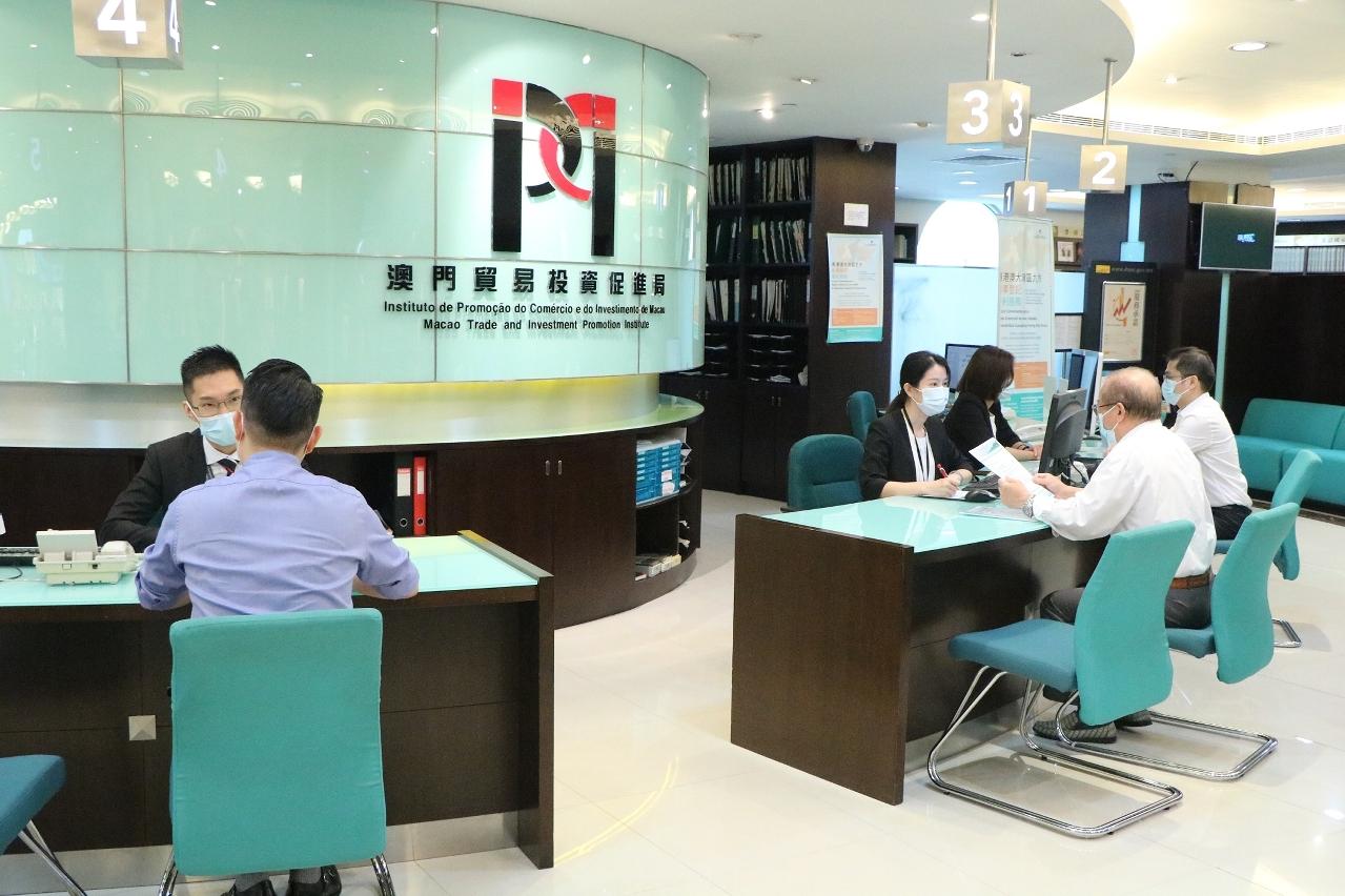 贸促局提供服务助力企业开拓发展