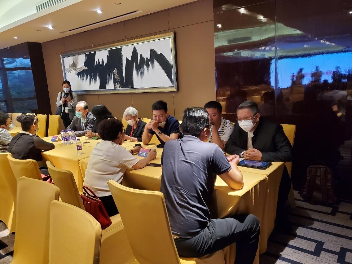 IPIM organizou várias bolsas de contactos para ajudar a expandir a cooperação económica e comercial e o intercâmbio entre Hainão e Macau